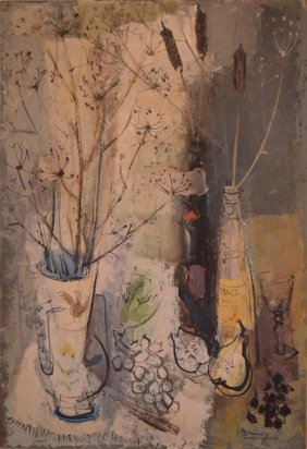 Patricia Cunningham (1907 - 1984) American Artist