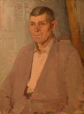 Sergei Besedin (1901-1996) Russia / Soviet Ukraine