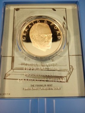 Gerald R. Ford Commemorative Medal