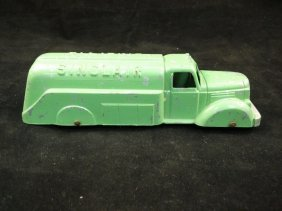 Vintage Sinclair Truck