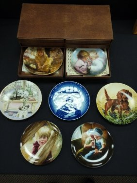 Miscellaneous Collectible Plates Lot #2