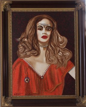 The New Mona Lisa By William Verdult