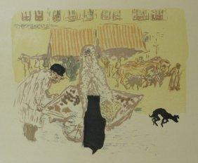 Marchand Des Quatre Saisons - P. Bonnard