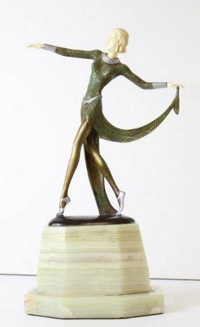 Dancer - After Josef Lorenzi