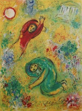 Lithograph After Marc Chagall