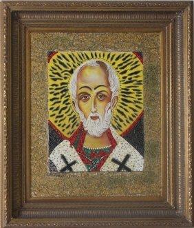 St Nicolas By William Verdult