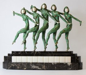 Chorus Line - After D.h. Chiparus