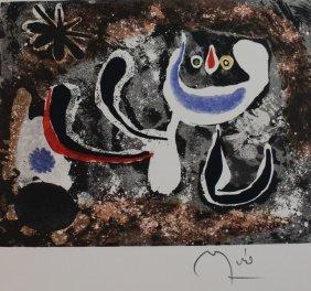 Das Graphische Werk 1954 - Joan Miro