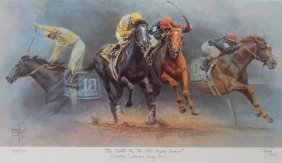 Battle For Triple Crown 89' - Fred Stone