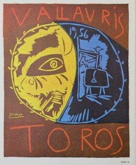 Toros Vallauris - Pablo Picasso