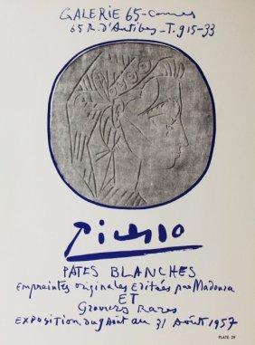 Plate 29 - Pablo Picasso Print