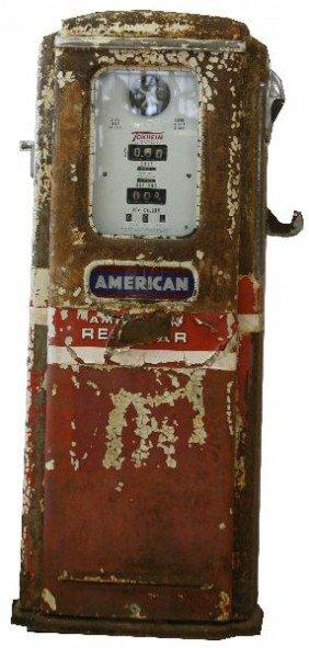 TOKHEIM 39 AMERICAN GAS PUMP