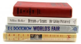 Lot Of Four World's Fair Books