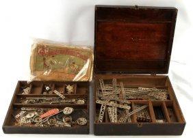 American Model Builders Antique Erector Set