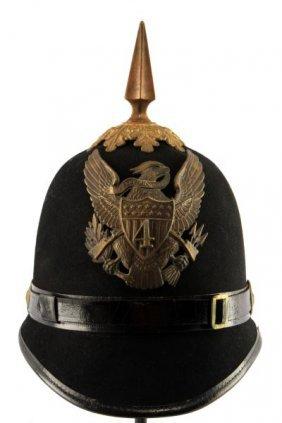 American Spiked Pickelhaube Infantry Helmet