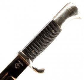 Wwii German Third Reich Dress K-98 Bayonet