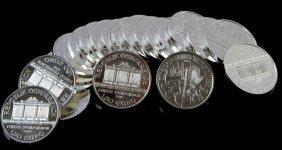20 Silver Philharmonic .999 Fine Silver 2015 Coins