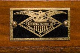 American Cabinet Company 1930's Dental Cabinet
