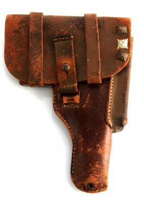 Wwii German Fn Browning 1922 Drop Holster