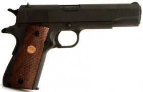 U.s. Government Model 1911 Colt .45 Auto Pistol