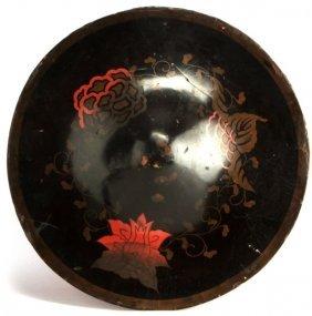 Antique Japanese Samurai War Hat Jingasa