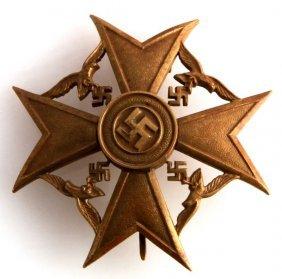 Wwii Third Reich Condor Legion Spanish Cross