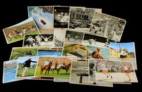 1932 Los Angeles Olympics Photo Cards German Issue