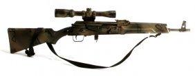Saiga 7.62x 39 Ak-47 Rifle With Scope