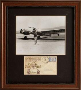 1937 Uss Lexington Amelia Earnhardt Search Fdc