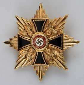 German Wwii Breast Star Order Of The Dead
