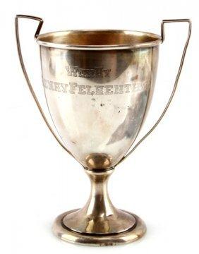 Sterling Silver 7 Inch 233 Gram Trophy