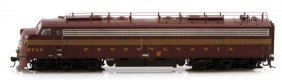 Walthers Proto Broadway Ltd Prr Locomotive Tsunami