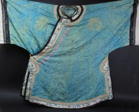 Antique Chinese Embroidery Clothes