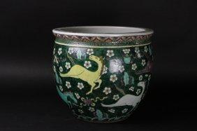 Antique Chinese Porcelain Jardinere