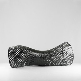 Mathias Bengtsson Spun Chaise Lounge