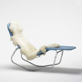 Edgar Bartolucci Barwa Lounge Chair