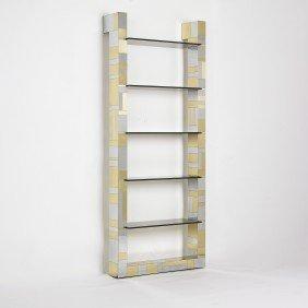 Paul Evans Cityscape Bookshelf