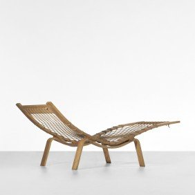 Hans Wegner Hammock Chaise Lounge