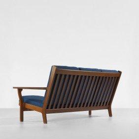 Hans Wegner Sofa, Model 330/3 A