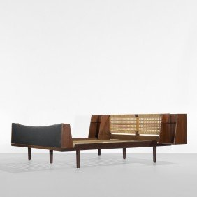 Hans Wegner Bed, Model 701