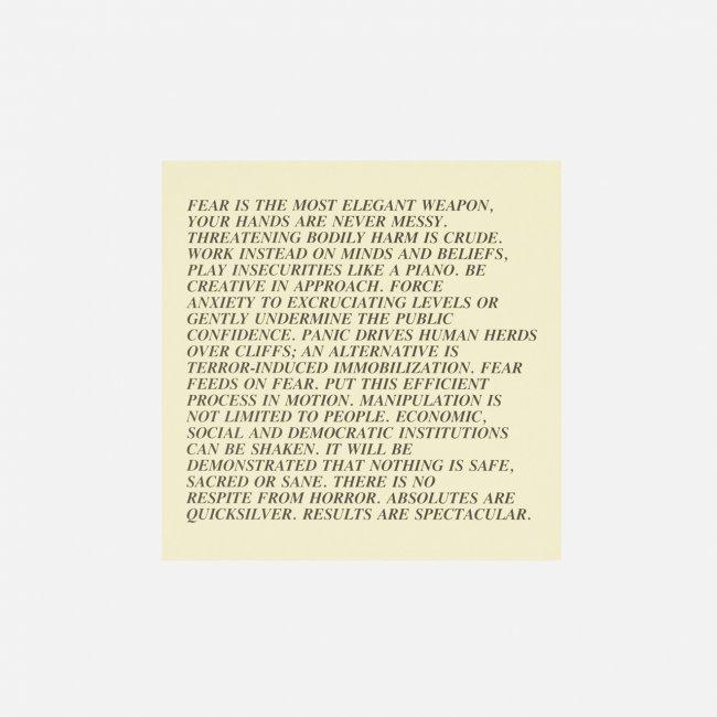 ... art concept art jenny holzer American Art Truism inflammatory essays