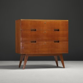 Gio Ponti Cabinet From The Richet Residence