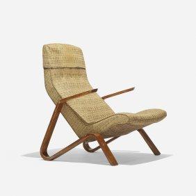 Eero Saarinen Grasshopper Chair