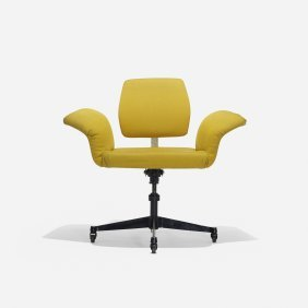 George Nelson & Associates Office Chair, Model 5570