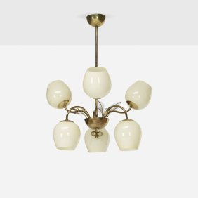 Paavo Tynell, Chandelier
