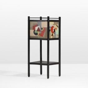 Paul Kelpe, A Unique Pipe Cabinet