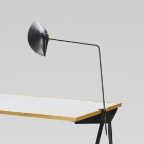 Serge Mouille, Agrafee Table Lamp