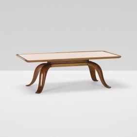 Pietro Chiesa, Coffee Table