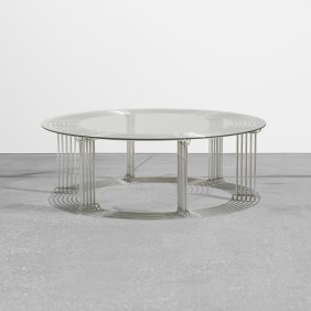 Verner Panton, Pantonova Coffee Table, Model 121u