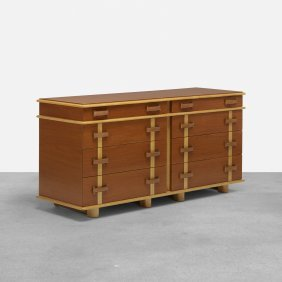 Paul Frankl, Cabinet From The Station Wagon Series
